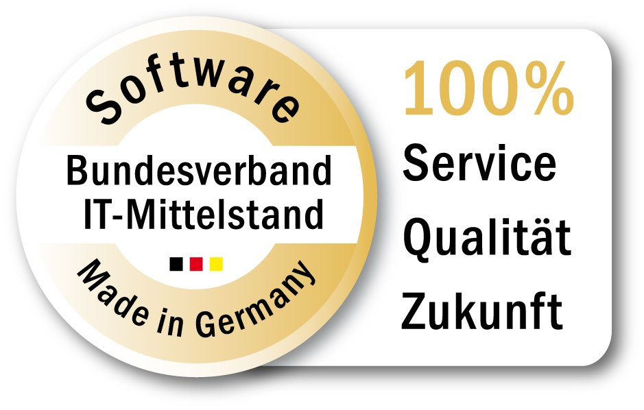 Software made in Germany 2015
