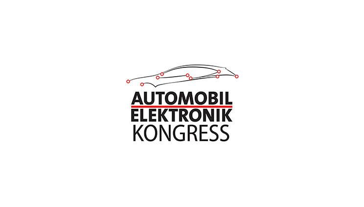 Automobile Electronics Congress in Ludwigsburg in June 2019