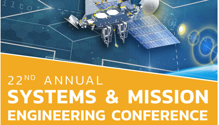 22nd Annual Systems and Mission Engineering Conference in October